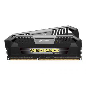 Corsair CMY8GX3M2C1600C9 - Barrette mémoire Vengeance Pro 8 Go (2x 4 Go) DDR3L 1600 MHz CL9 DIMM