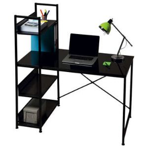 bureau verre conforama comparer 14 offres. Black Bedroom Furniture Sets. Home Design Ideas