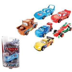 Mattel Cars Flash McQueen All Star