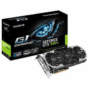 GigaByte GV-N98TG1 GAMING-6GD - Carte graphique GeForce GTX 980 Ti G1 Gaming 6 Go