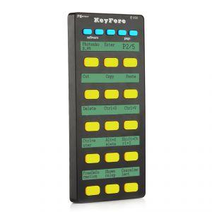 High-Tech Place PCsensor KeyFere - Clavier USB Programmable