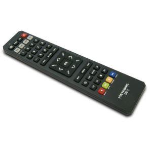 Metronic 495392 - Télécommande universelle TCDE ZAP 4 TV/TNT/DVD/AUX