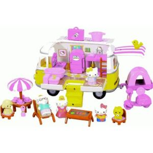 Sanrio Camping Car Hello Kitty