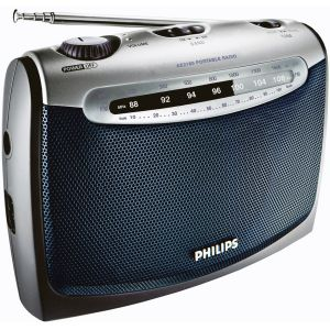 Philips AE2160/04 - Radio portable analogique