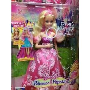 Mattel Barbie Tori princesse 2 en 1