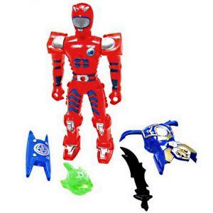 Robot 11 cm + Accessoires
