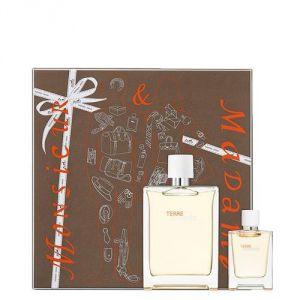 Hermès Terre d'Hermès - Coffret eau très fraîche et miniature