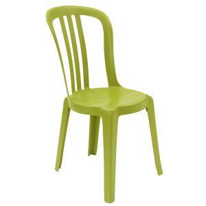 Grosfillex Chaise de jardin Miami Bistrot en résine