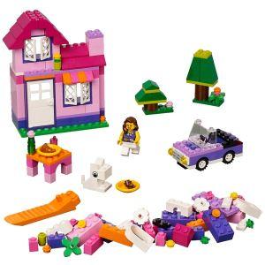 Lego 4625 - Briques : Boîte de briques fille