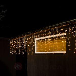 Konstsmide 3672-103 - Rideau lumineux LED 200 lampes pour l'extérieur