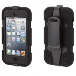 Griffin GB35677-2 - Coque de protection Survivor  pour iPhone 5