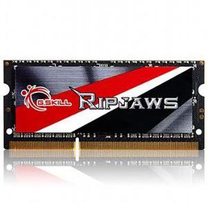 G.Skill F3-1600C11S-4GRSL - Barrette memoire Ripjaws 4 Go SO DIMM DDR3 1600 Mhz CAS 11