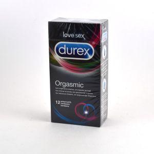 Durex Préservatifs Orgasmic easy on - 12 unités
