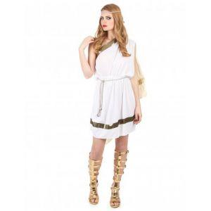 Déguisement déesse romaine robe femme