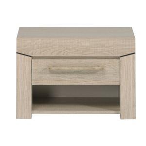 Table de chevet Elena 1 tiroir