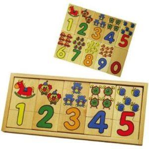 Mystbrand Puzzle Chiffres et Quantités
