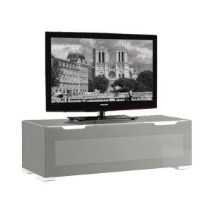 meuble tv gris comparer 827 offres. Black Bedroom Furniture Sets. Home Design Ideas