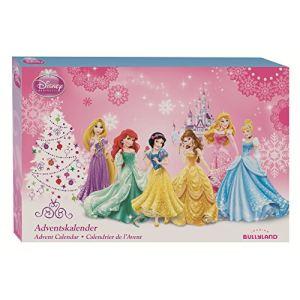 Bullyland Calendrier de l'avent Princesses Disney