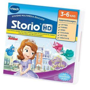 Vtech Jeu tablette Storio : Princesse Sofia