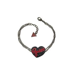 Guess UBB81102 - Bracelet pour femme Coeur Strass