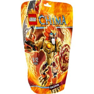 Lego 70206 - Legends of Chima : Chi Laval