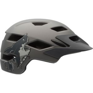 Bell Sidetrack Race Helmet Junior - Matt Titanium