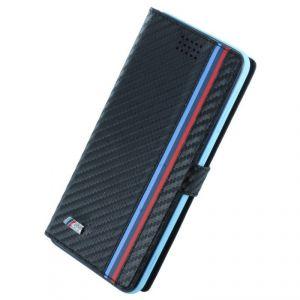 BMW 5614bmw52-57 - Étui compatible pour Samsung Galaxy Note 2