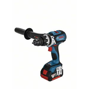 Bosch Professional GSB 18 VE-EC (06019F1302) - Perceuse-visseuse à percussion sans-fil