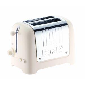 Dualit 26273 - Grille-pain à 2 fentes Lite
