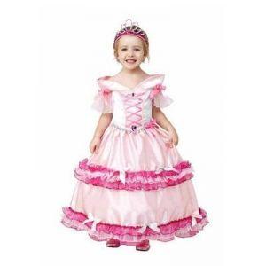 LGRI Déguisement robe de princesse Chloé
