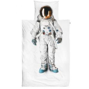 Snurk Astronaute - Housse de couette et taie (140 x 200 cm)