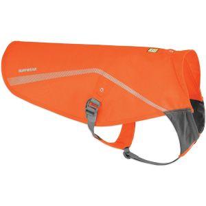 Ruffwear Animaux Track Jacket Orange taille S / M
