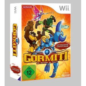 Gormiti : Les Seigneurs de la Nature ! sur Wii