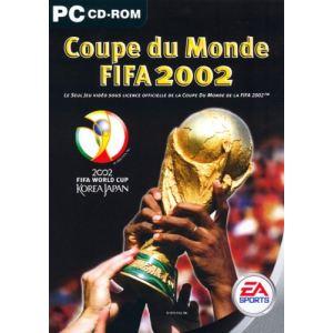 Coupe du Monde FIFA 2002 sur PC