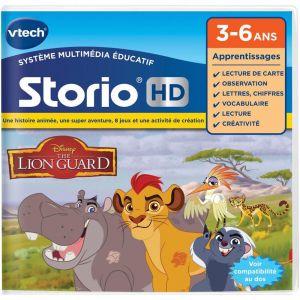 Vtech Jeu Storio HD La garde du Roi Lion