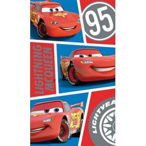 Cti 042295 - Drap de bain/plage Disney Cars (70 x 120 cm)