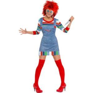 Smiffy's Déguisement de Tiffany la poupée (taille 36-38)