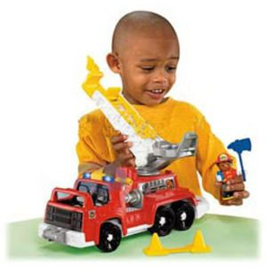 Fisher-Price Camion de pompier