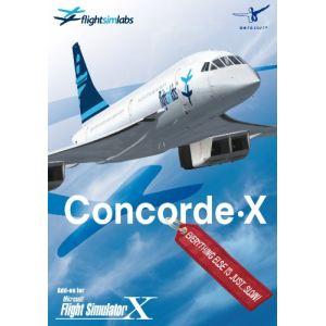 Concorde X - Extension pour Flight Simulator X sur PC