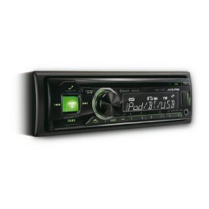 Alpine CDE-173BT - Autoradio CD/MP3 Bluetooth (4 x 50 Watts)