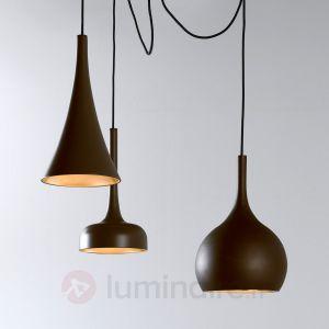 358 offres luminaire suspension 3 lampes obtenez le meilleur prix avec touslesprix. Black Bedroom Furniture Sets. Home Design Ideas