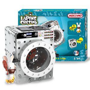 Meccano 897250 - Lapins crétins : La machine à laver le temps
