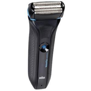 Braun WaterFlex WF2s - Rasoir électrique rechargeable homme Wet & Dry