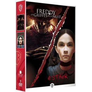 Coffret Freddy 1 : Les griffes de la nuit + Esther