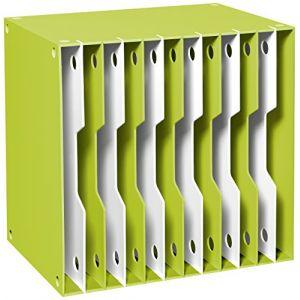 CEP Office Solutions Gloss Module de classement évolutifs 12 compartiments Anis