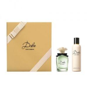 Dolce & Gabbana Dolce - Coffret eau de parfum et lotion corps parfumée