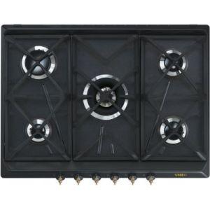 Smeg srv876aogh table de cuisson au gaz 5 foyers comparer avec touslespri - Comparateur de prix gaz ...