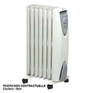 Ewt NOC ECO 15 TLS - Radiateur écologique sans huile 1500 Watts