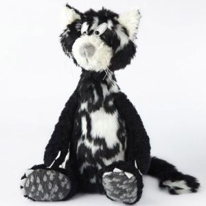 Sigikid Peluche Beasts : Cat Macchiato 32 cm