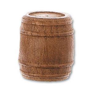 Artesania Tonneau en bois diamètre 18 mm pour maquette en bois Nogal